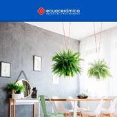 Inspira amor ❤️ a primera vista con espacios llenos de estilo y diseño. @ecuaceramica  60 años junto a ti  #ecuaceramica #febrero2021 #estilo #diseñointerior #ambientesmodernos #ceramica #porcelanato #ecuador #casamoderna