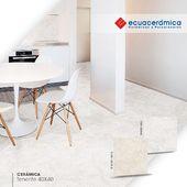 Dale brillo a tu hogar con Cerámica Tenerife. Tus espacios serán modernos gracias a su estética marmoleada y llenos de luz por su tonalidad hueso o beige. Ingresa a nuestra web y conoce sus características. Encuéntranos en @keramikos o en nuestros distribuidores autorizados a nivel nacional.  #ecuaceramica #marzo2021 #estilo #diseñointerior #ambientesmodernos #ceramica #porcelanato #ecuador #casamoderna