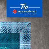 Conoce nuestro Tip #2 Ten en cuenta estos 4 consejos importantes para los acabados de tu piscina con estilo fresco y relajado.  #ecuaceramica #marzo2021 #estilo #diseñointerior #ambientesmodernos #ceramica #porcelanato #ecuador #casamoderna